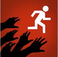 8. zombies run