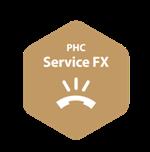 PHC Service FX logo
