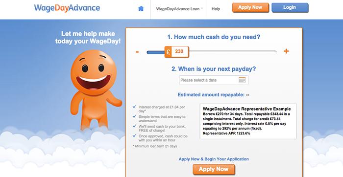 Wage Day Advance Reviews >> Wagedayadvance Reviews Does Wagedayadvance Co Uk Offer