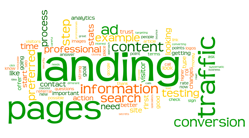 Image result for landing pages