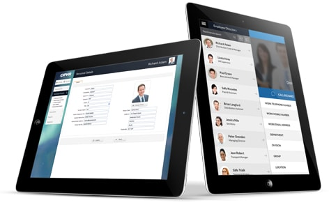 These days almost all HR systems offer support for mobile devices
