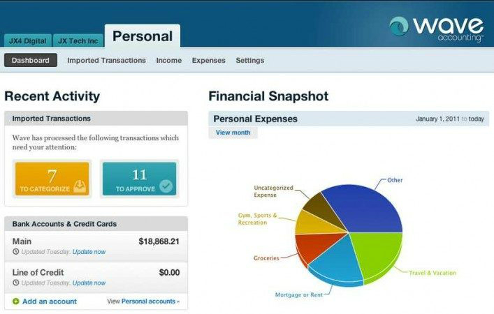 Best Free Accounting Software In 2017 Analysis Of Top Solutions Comparecamp Com