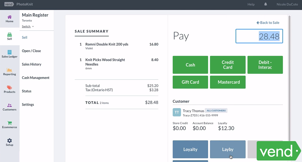 Vend Review: Pricing, Pros, Cons & Features | CompareCamp com