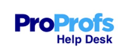 ProProfs Help Desk reviews