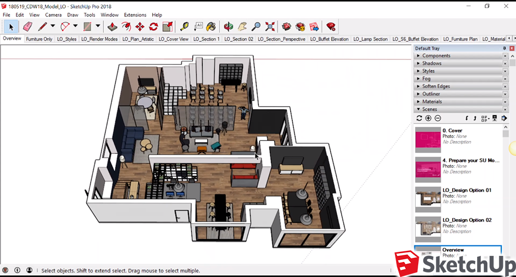 SketchUp Review: Pricing, Pros, Cons & Features