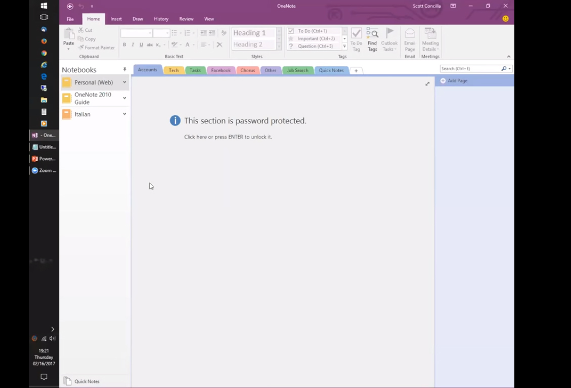 Microsoft OneNote Review: Pricing, Pros, Cons & Features