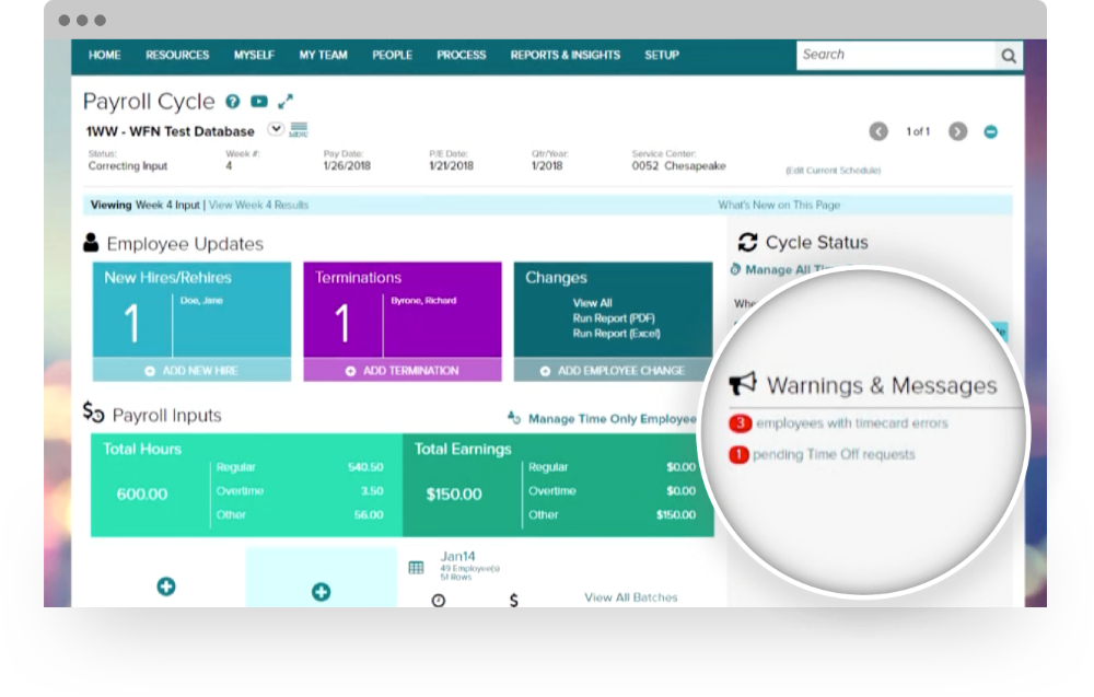 ADP Vantage HCM Review: Overview, Features & Pricing | CompareCamp com