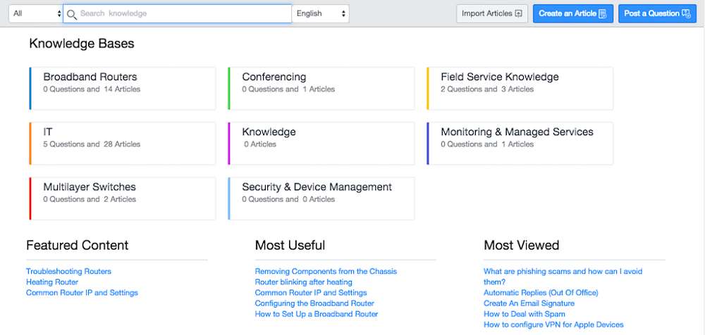 ServiceNow Knowledge Management Review: Pricing, Pros, Cons