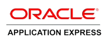 Oracle Application Express