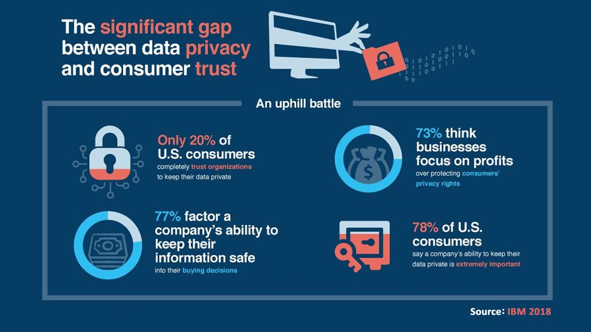 IBM online survey Infographic