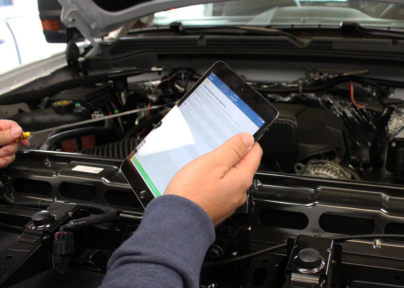 what is fleet management software
