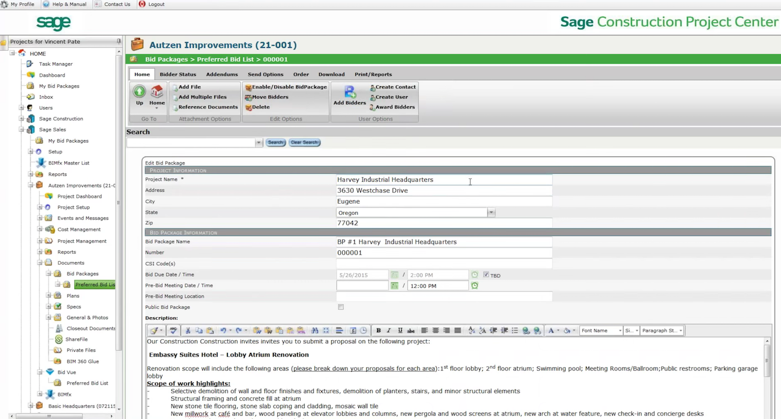 Sage Estimating Software