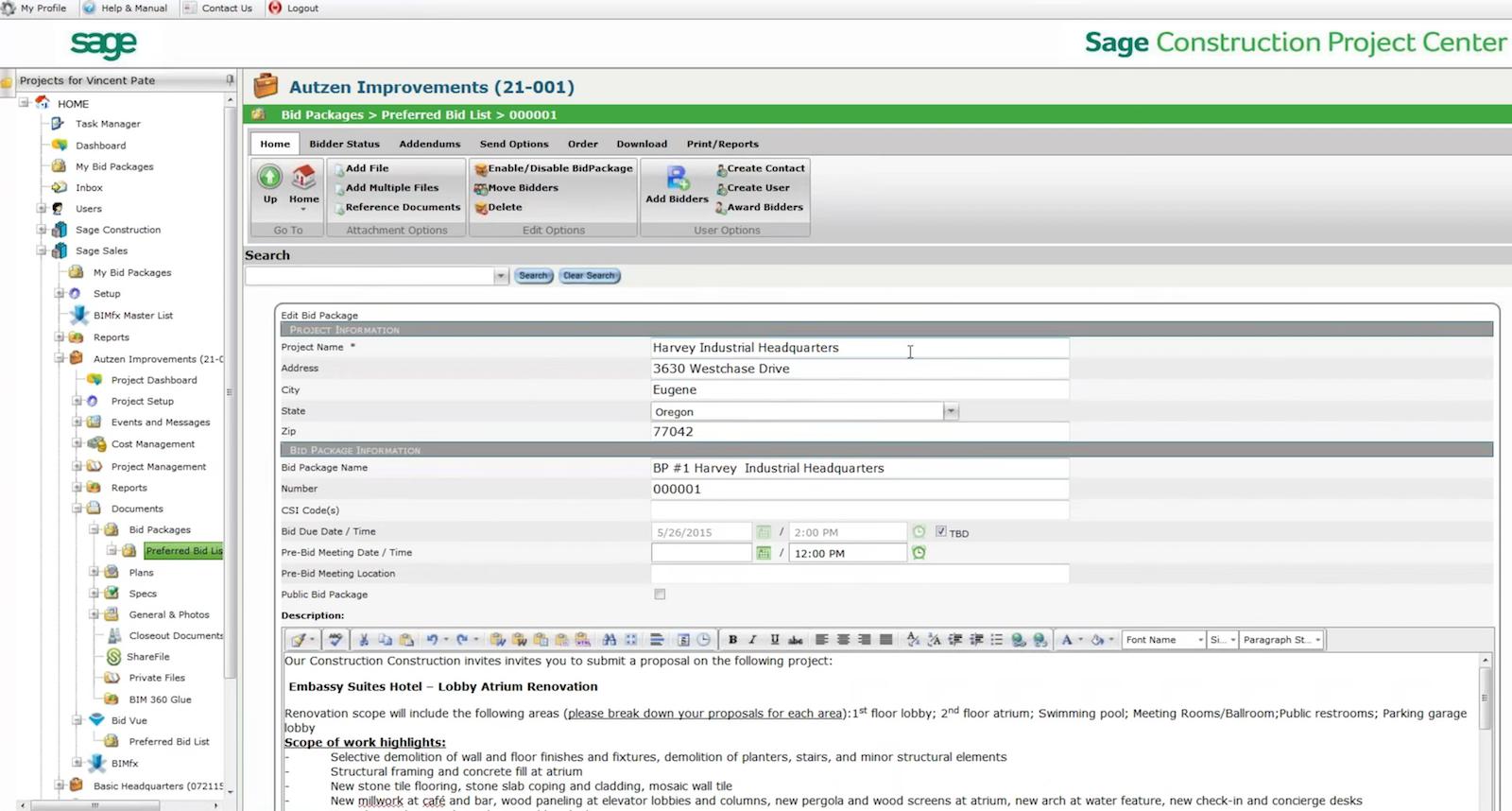 Sage Estimating Software