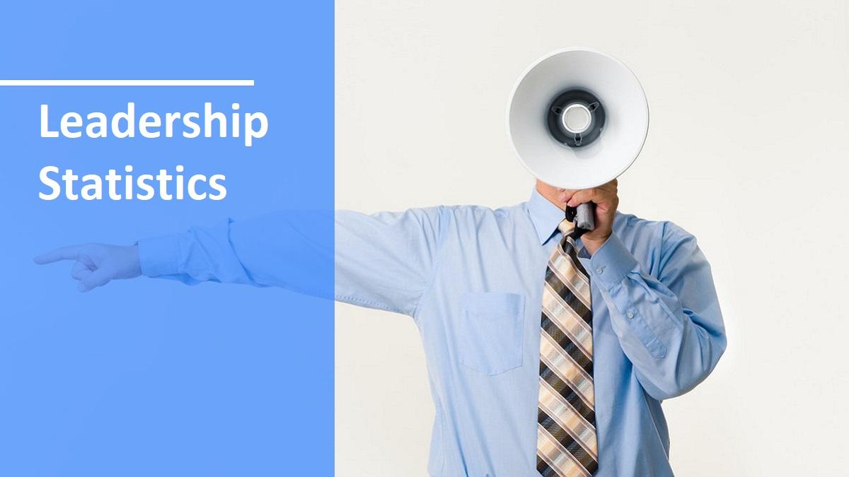 Leadership statistics