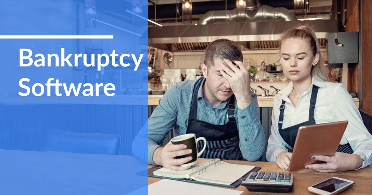 bankruptcy software