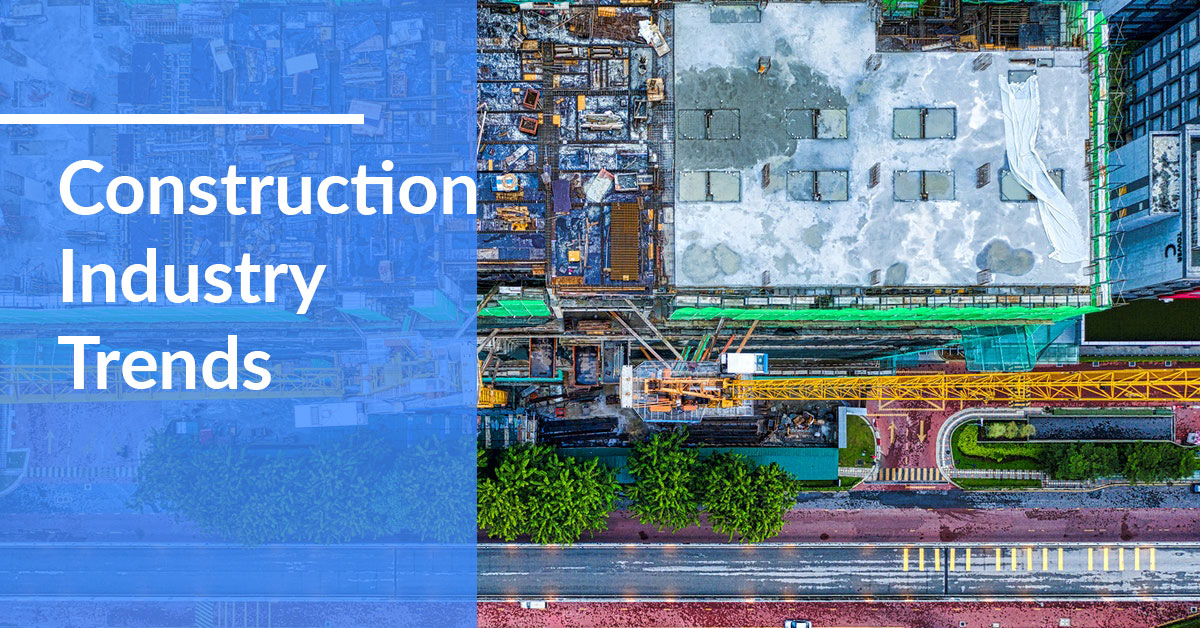 top construction industry trends
