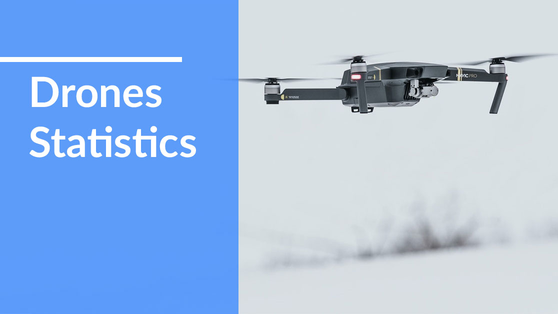 drones statistics