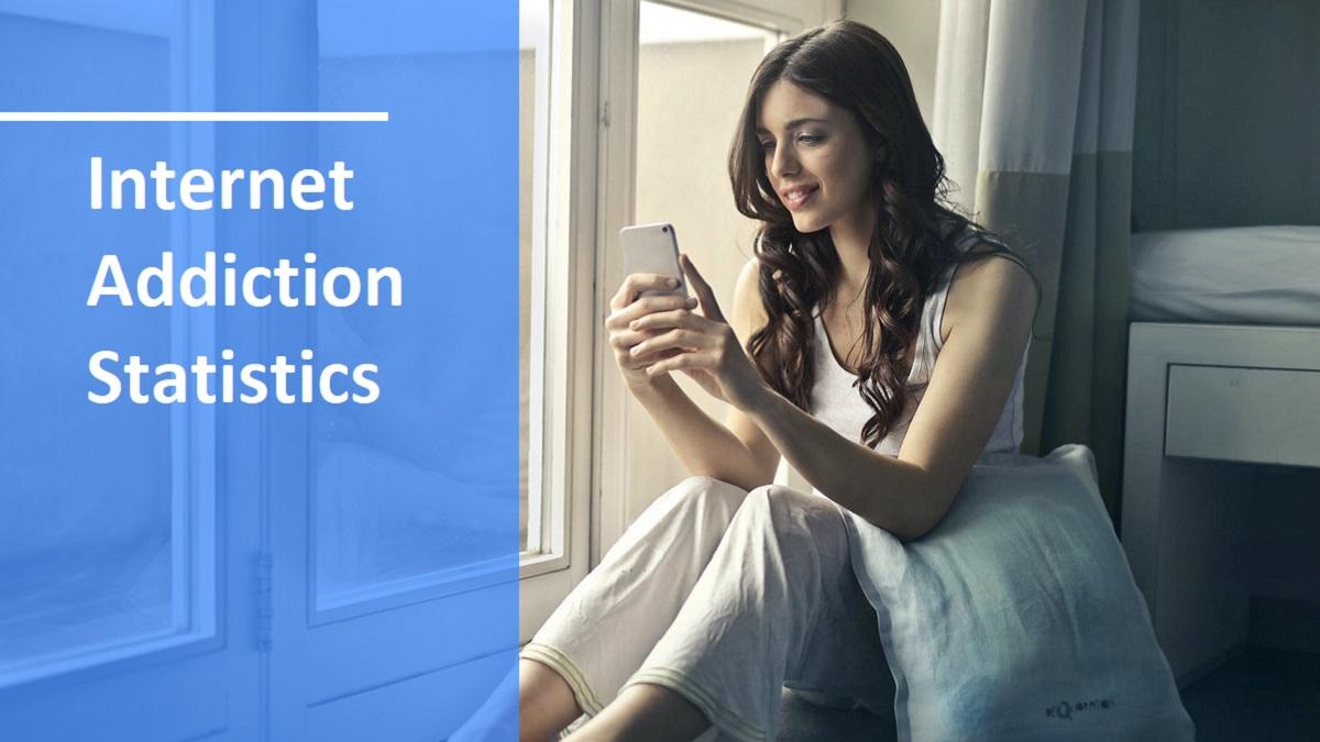 internet addiction statistics