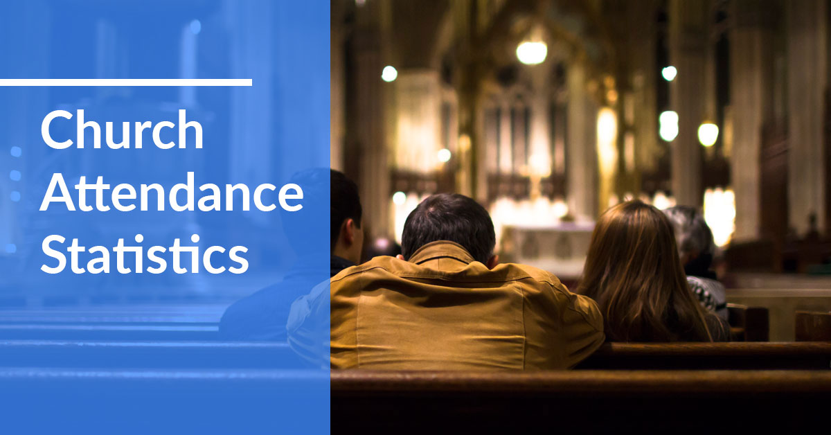 key church attendance statistics