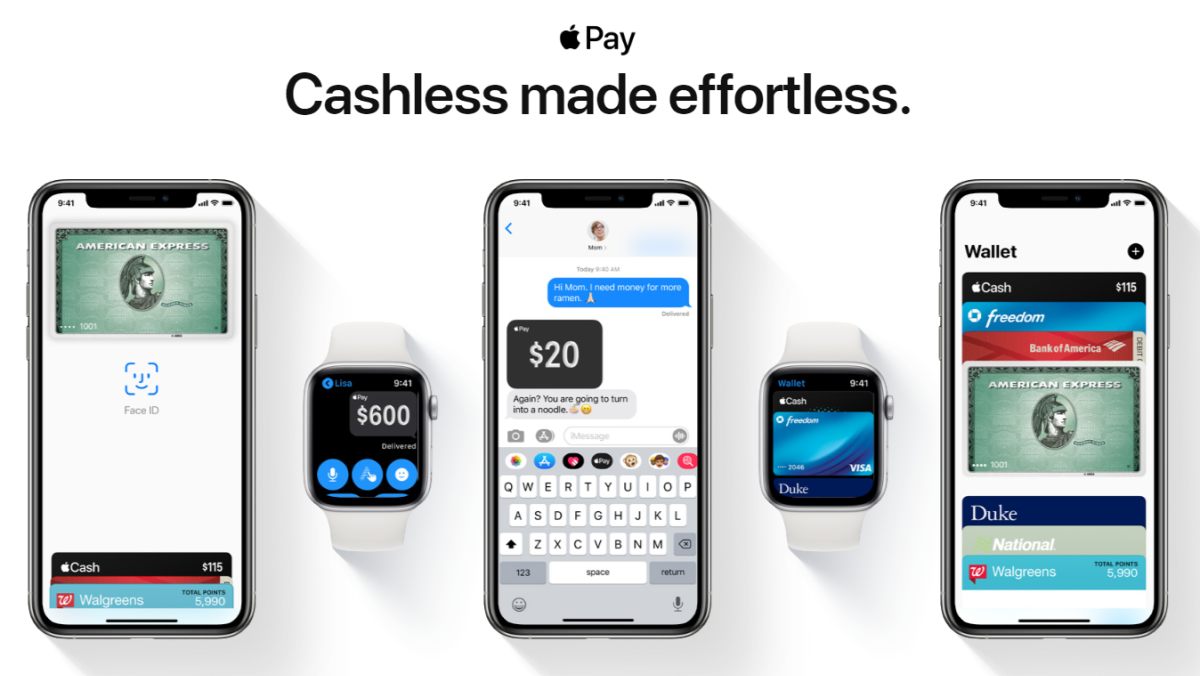 millennial trends - apple pay