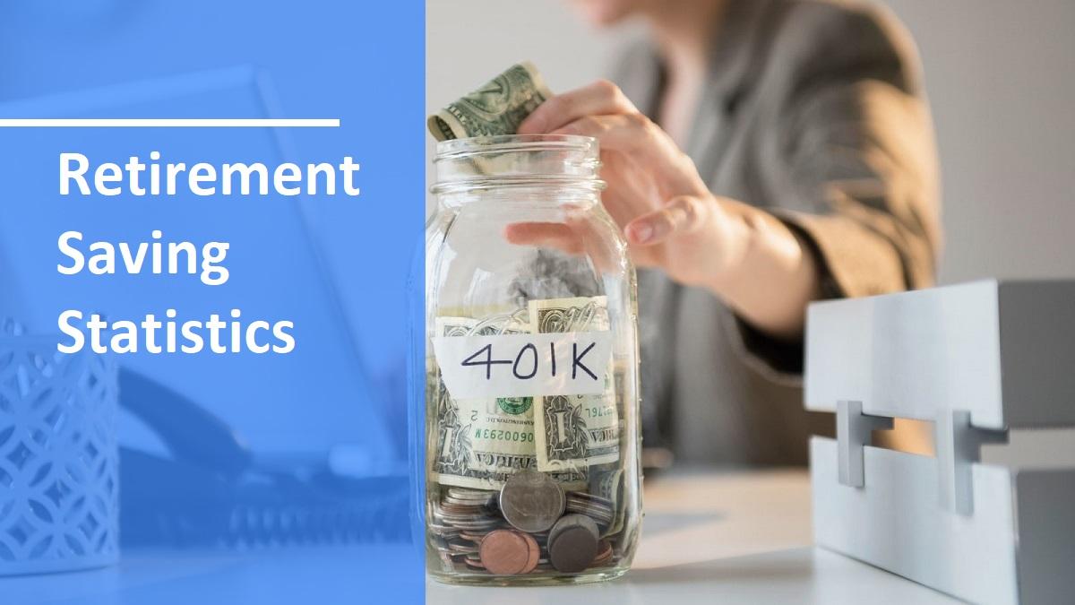 retirement saving statistics