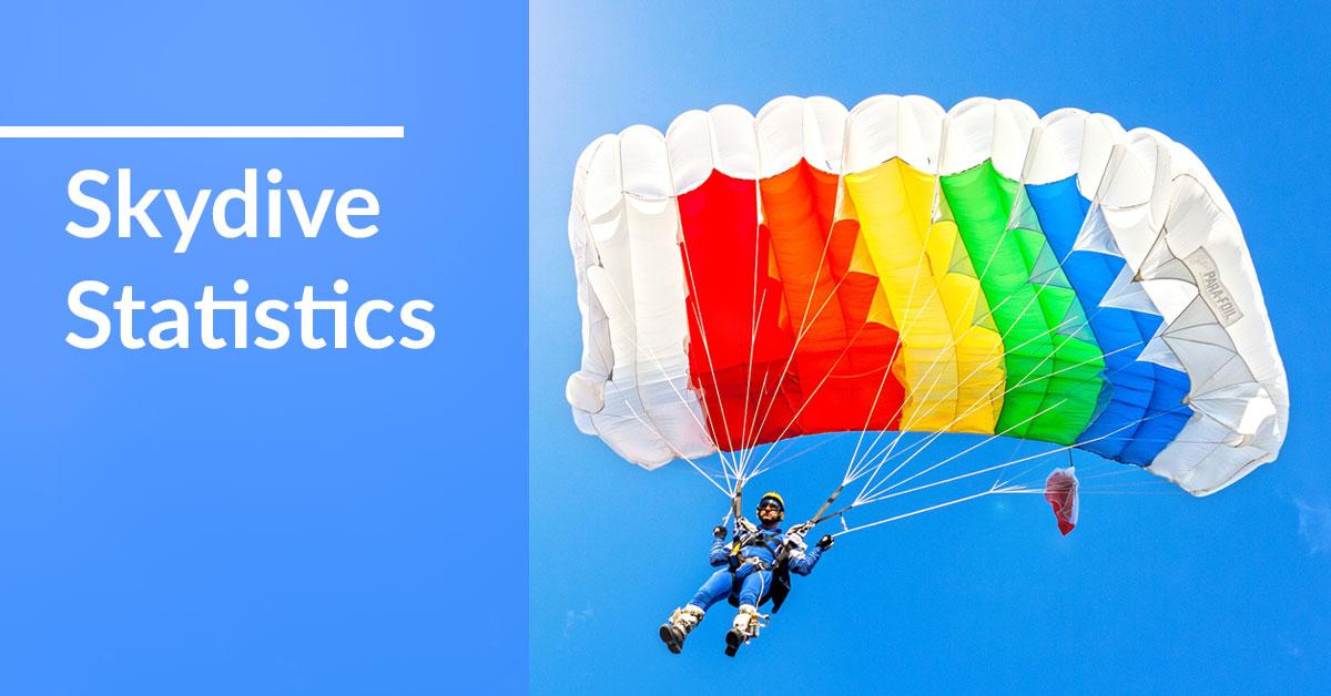 skydive statistics