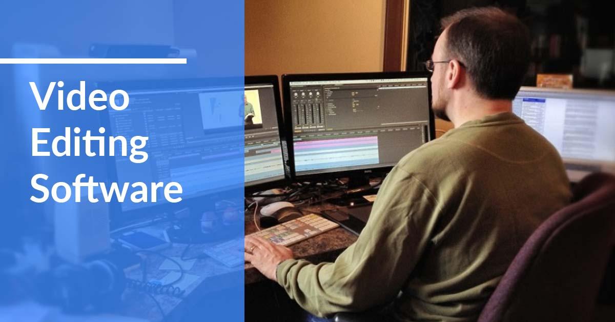 Best Video Editing Software 2020 List Of Top 10 Video Editing Tools Comparecamp Com