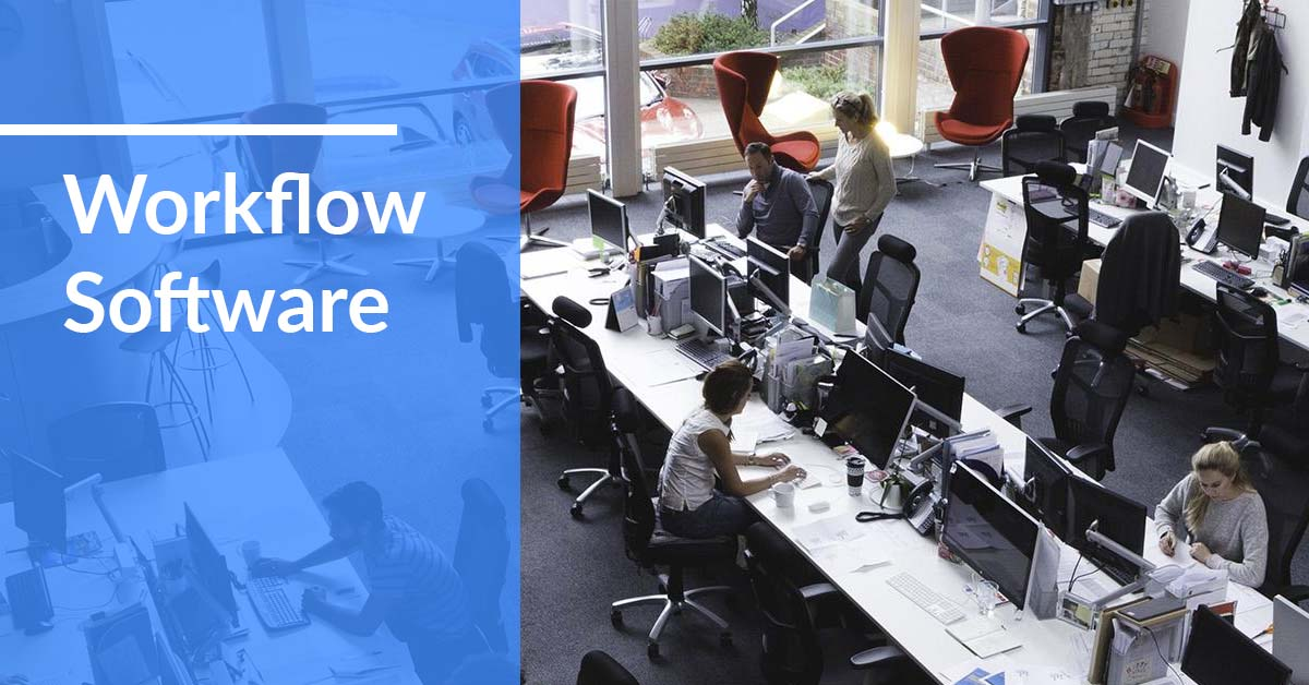 what is workflow software?