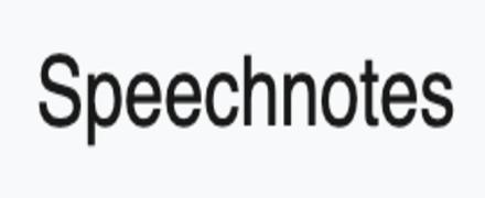 Speechnotes reviews