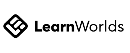 learnworlds logo | CompareCamp.com