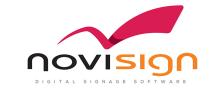 NoviSign Digital Signage Software